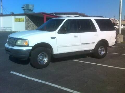 2002 Ford Expedition for sale at University Auto Sales Inc in Pocatello ID