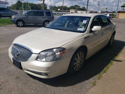 2011 Buick Lucerne for sale at Best Buy Auto in Mobile AL