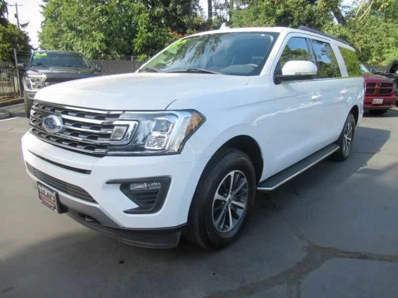 2018 Ford Expedition MAX for sale at LULAY'S CAR CONNECTION in Salem OR