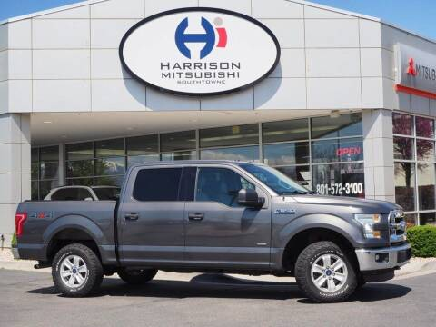 2016 Ford F-150 for sale at Harrison Imports in Sandy UT