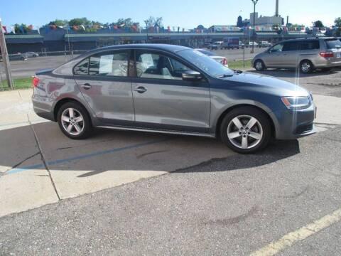 2012 Volkswagen Jetta for sale at Summit Auto Sales Inc in Pontiac MI