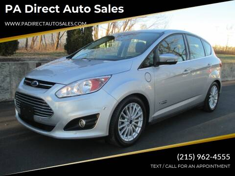2016 Ford C-MAX Energi for sale at PA Direct Auto Sales in Levittown PA