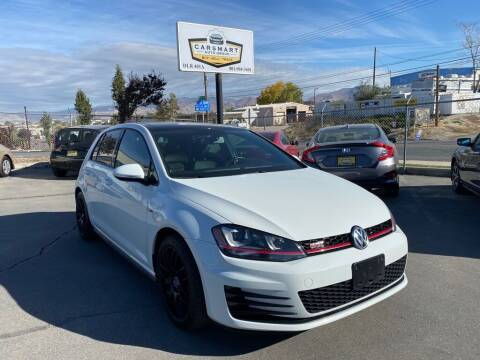 2016 Volkswagen Golf GTI for sale at CarSmart Auto Group in Murray UT