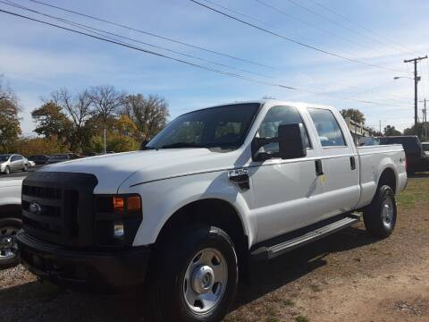 2008 Ford F-350 Super Duty for sale at Bates Auto & Truck Center in Zanesville OH