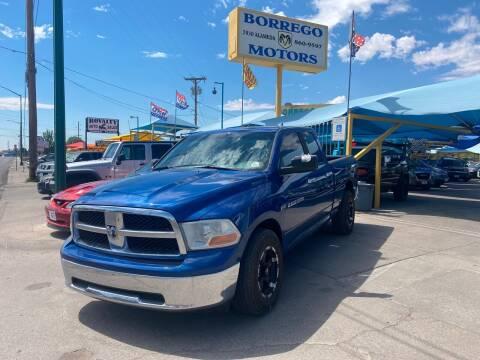2011 RAM Ram Pickup 1500 for sale at Borrego Motors in El Paso TX