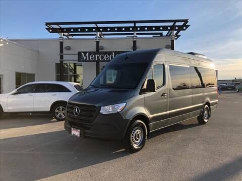 2019 Mercedes-Benz Sprinter Passenger