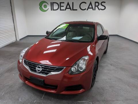 2013 Nissan Altima for sale at Ideal Cars Broadway in Mesa AZ