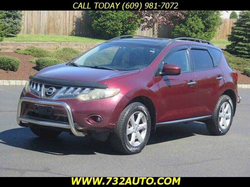 2010 Nissan Murano for sale at Absolute Auto Solutions in Hamilton NJ