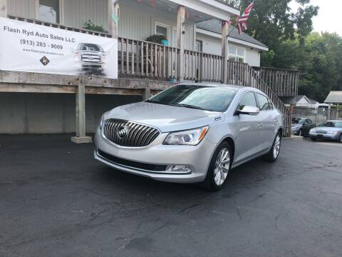 2014 Buick LaCrosse for sale at Flash Ryd Auto Sales in Kansas City KS
