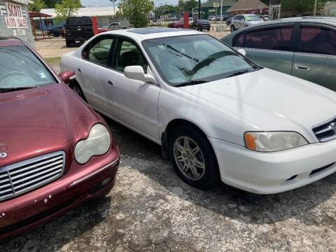 2000 Acura TL for sale at Used Car City in Tulsa OK