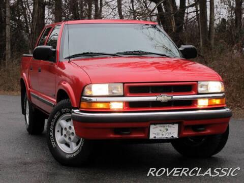 2001 Chevrolet S-10 for sale at Isuzu Classic in Cream Ridge NJ