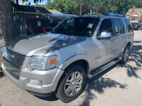 2007 Ford Explorer for sale at Trocci's Auto Sales in West Pittsburg PA