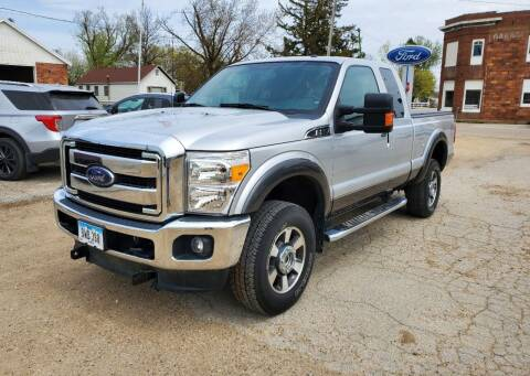 2015 Ford F-250 Super Duty for sale at Union Auto in Union IA