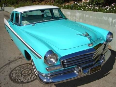 1956 Chrysler Windsor for sale at Haggle Me Classics in Hobart IN