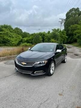 2017 Chevrolet Impala for sale at Dependable Motors in Lenoir City TN