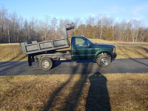 2001 Ford F-350 Super Duty for sale at U-Win Used Cars in New Oxford PA