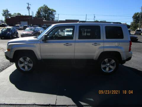 2012 Jeep Patriot for sale at Taylorsville Auto Mart in Taylorsville NC