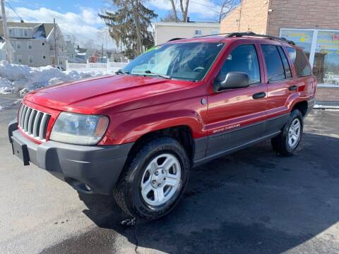 2004 Jeep Grand Cherokee for sale at West Haven Auto Sales in West Haven CT