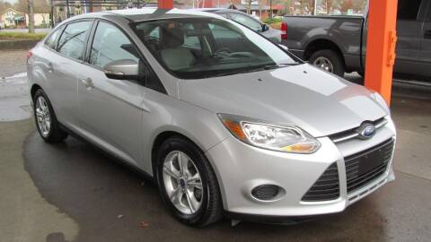 2013 Ford Focus for sale at D & M Auto Sales in Corvallis OR