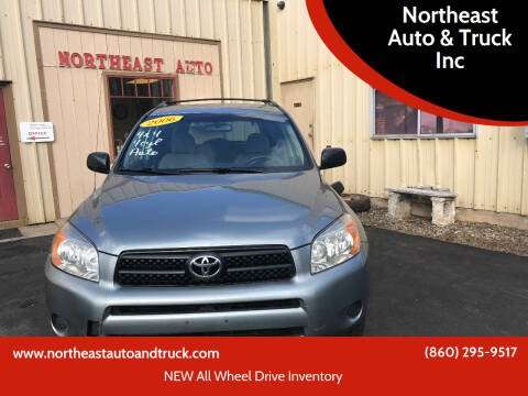 2006 Toyota RAV4 for sale at Northeast Auto & Truck Inc in Marlborough CT