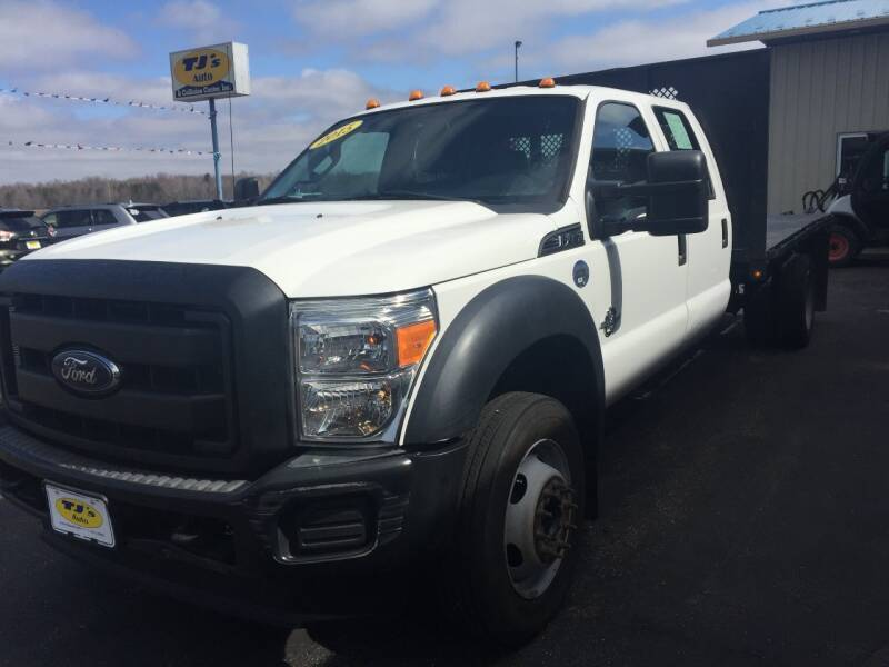 2015 Ford F-450 Super Duty 4X4 4dr Crew Cab 176.2-200.2 in. WB - Wisconsin Rapids WI