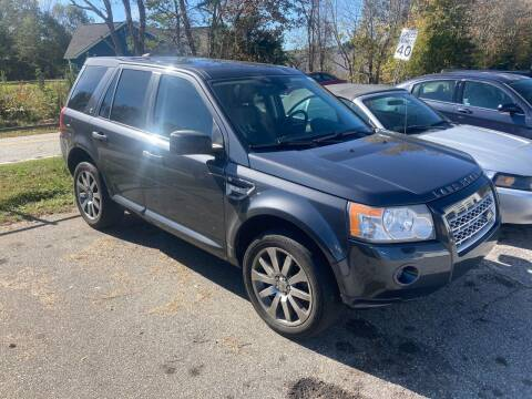 2009 Land Rover LR2 for sale at UpCountry Motors in Taylors SC