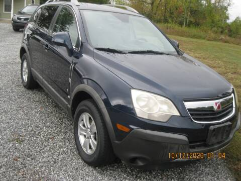 2008 Saturn Vue for sale at Judy's Cars in Lenoir NC