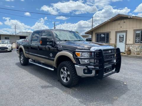 2013 Ford F-250 Super Duty for sale at The Trading Post in San Marcos TX