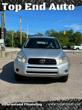 2008 Toyota RAV4 for sale at Top End Auto in North Atteboro MA