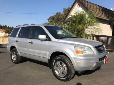 2004 Honda Pilot for sale at Three Bridges Auto Sales in Fair Oaks CA