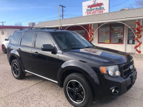 2011 Ford Escape for sale at Senor Coche Auto Sales in Las Cruces NM
