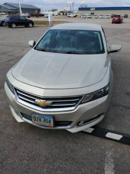 2014 Chevrolet Impala for sale at Sharp Automotive in Watertown SD