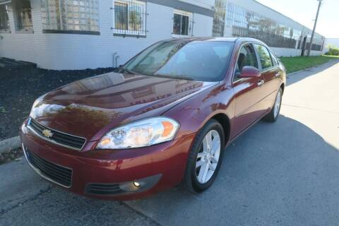 2008 Chevrolet Impala for sale at Dymix Used Autos & Luxury Cars Inc in Detroit MI