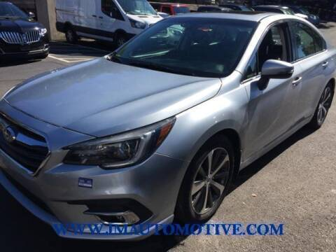 2019 Subaru Legacy for sale at J & M Automotive in Naugatuck CT