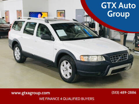 2005 Volvo XC70 for sale at GTX Auto Group in West Chester OH
