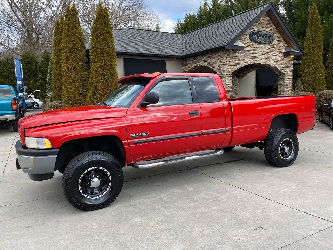 Used 2001 Dodge Ram Pickup 2500 For Sale Carsforsale Com