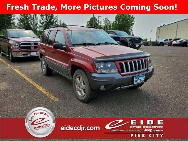2004 Jeep Grand Cherokee for sale in Pine City, MN