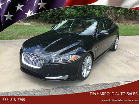 2015 Jaguar XF for sale at Tim Harrold Auto Sales in Wilkesboro NC