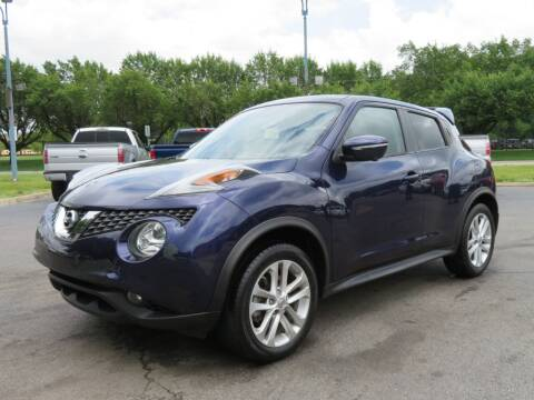 2015 Nissan JUKE for sale at Low Cost Cars North in Whitehall OH