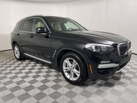 2018 BMW X3 for sale at Infiniti Stuart in Stuart FL