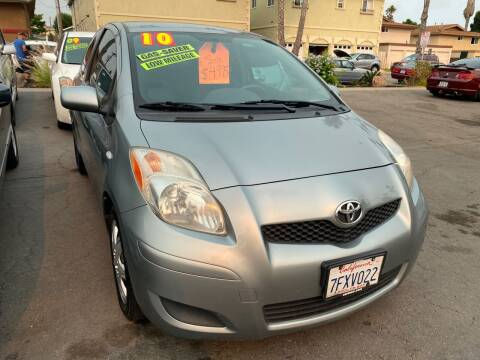 2010 Toyota Yaris for sale at North County Auto in Oceanside CA