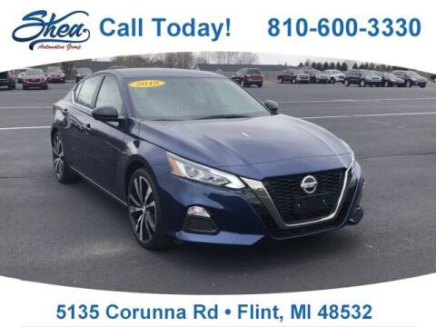 2019 Nissan Altima for sale at Jamie Sells Cars 810 in Flint MI