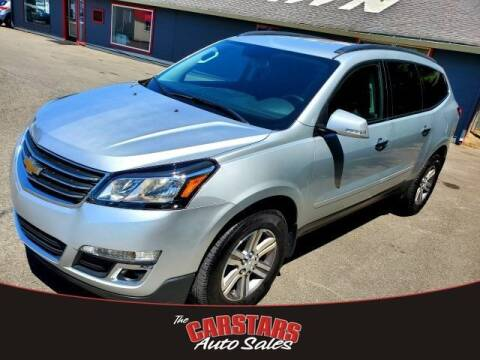 2016 Chevrolet Traverse for sale at CARSTARS AUTO SALES in Olympia WA