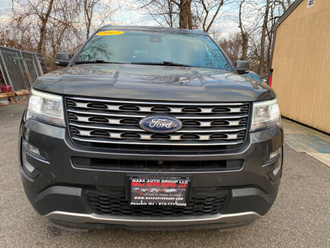 2017 Ford Explorer for sale at Nasa Auto Group LLC in Passaic NJ
