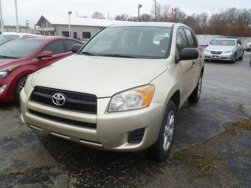 2009 Toyota RAV4 for sale at H & S Auto Sale LLC in Grandview MO