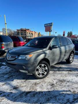 2007 Acura MDX for sale at Big Bills in Milwaukee WI