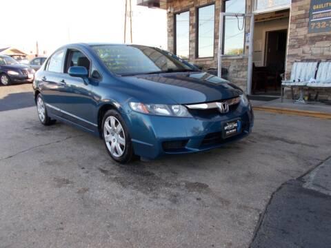 2009 Honda Civic for sale at Preferred Motor Cars of New Jersey in Keyport NJ
