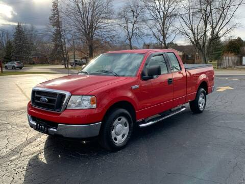 2004 Ford F-150 for sale at Dittmar Auto Dealer LLC in Dayton OH