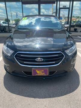 2015 Ford Taurus for sale at DRIVEhereNOW.com in Greenville NC