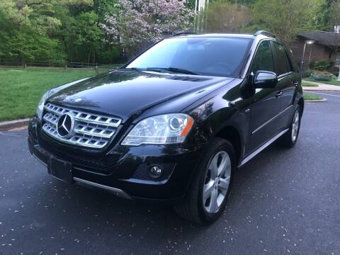 2009 Mercedes-Benz M-Class for sale at Bowie Motor Co in Bowie MD